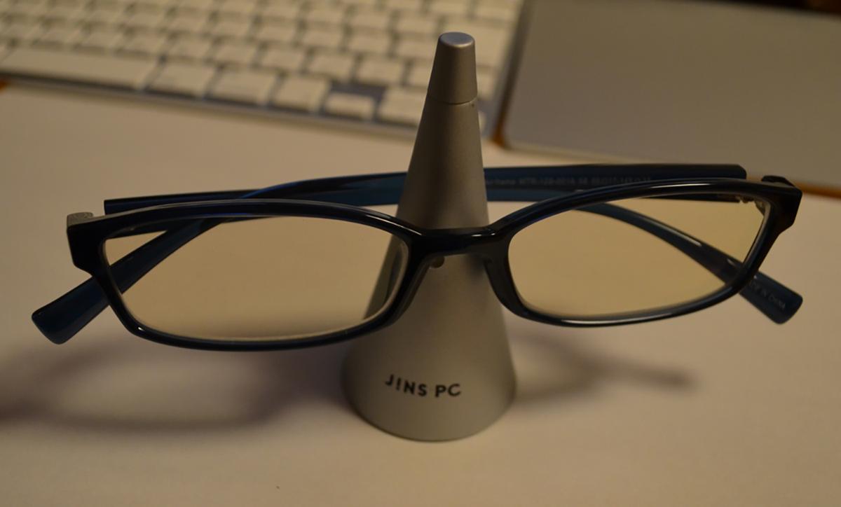2012年購入のJINS PC