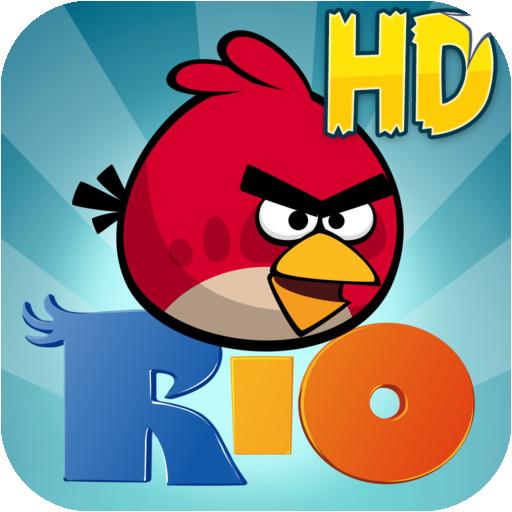 """""""今週のApp""""はAngry Birds Rio! iPad miniでも使えるHD版も無料"""