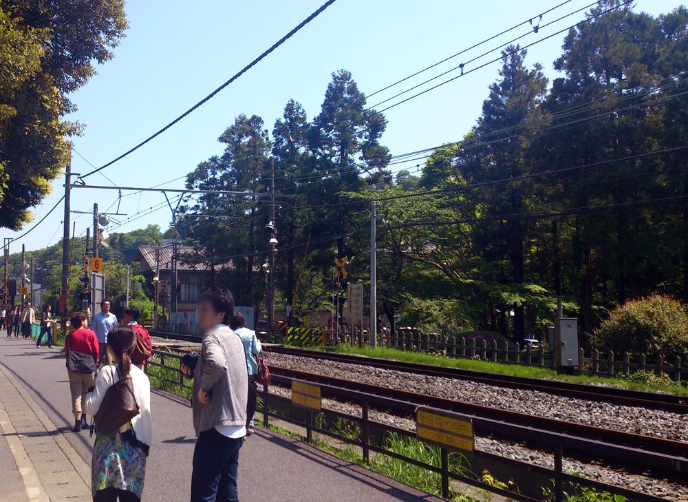 新川崎から北鎌倉経由で鎌倉まで
