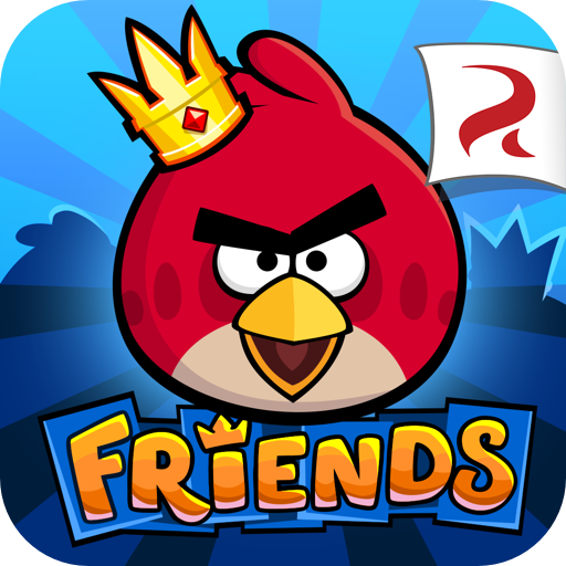 Angry Birds Friendsが登場 Facebookの友だちとスマホでも戦える!