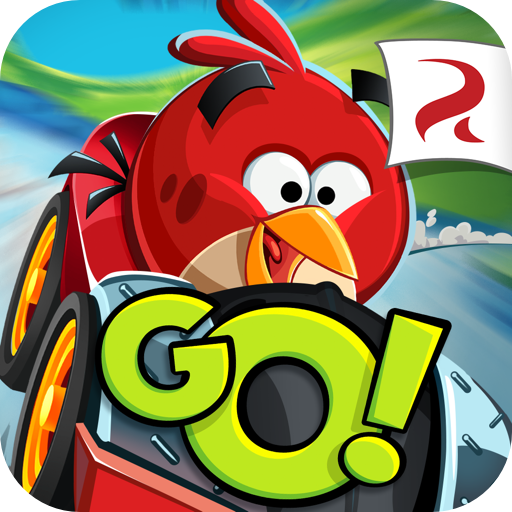 Angry Birds Go!は初心者でも楽しめるレースゲーム