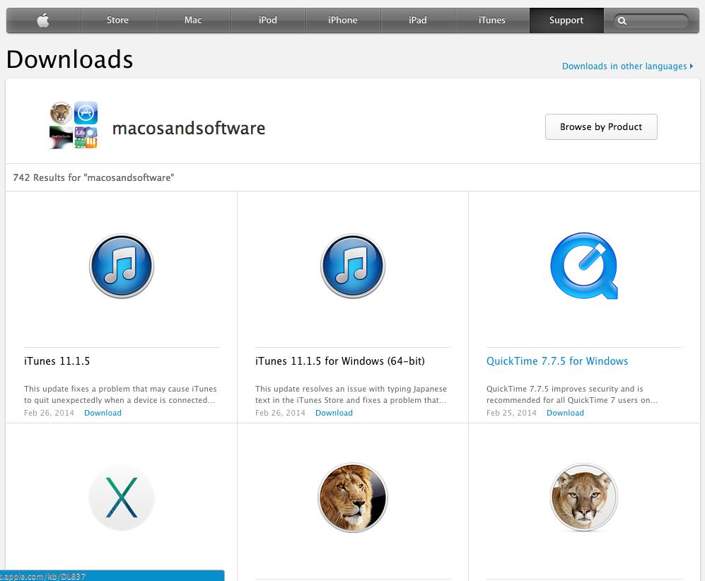 Mac OS X 10.10 Yosemiteのアップデート(アップグ …