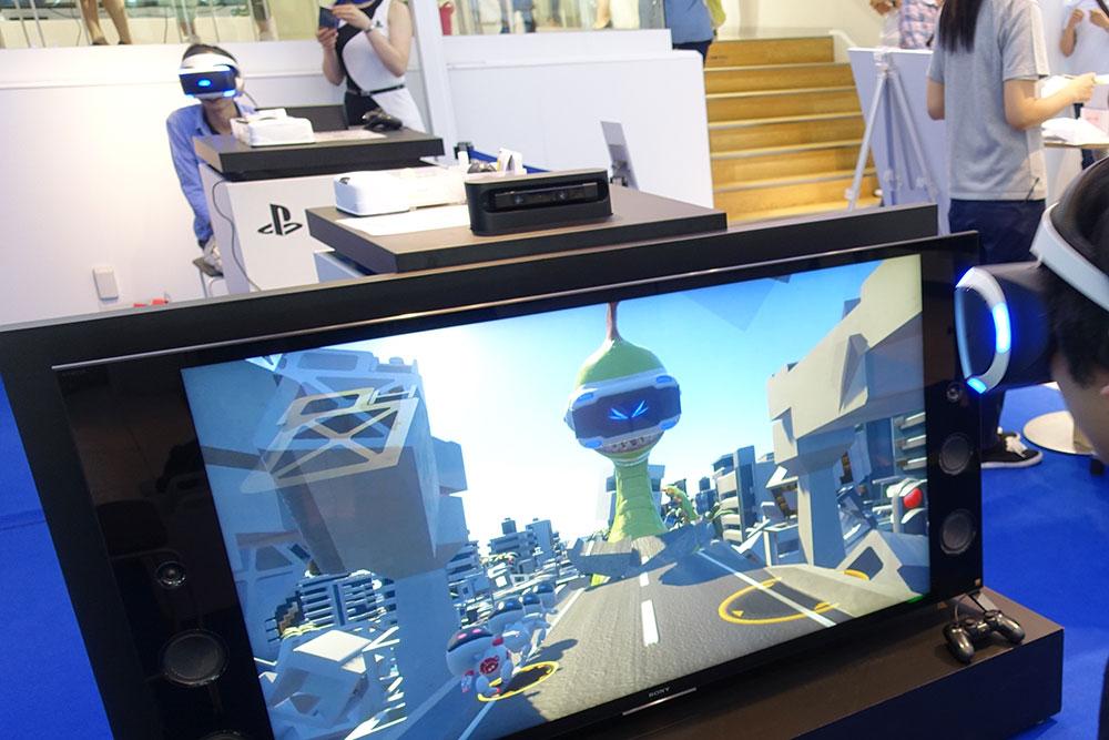 PlayStation VRをソニーストア銀座で予約しました